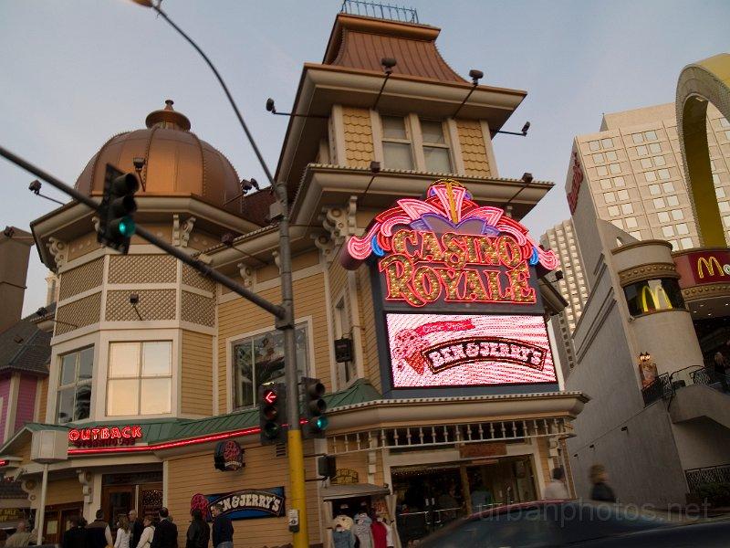 casino royale las vegas rewards